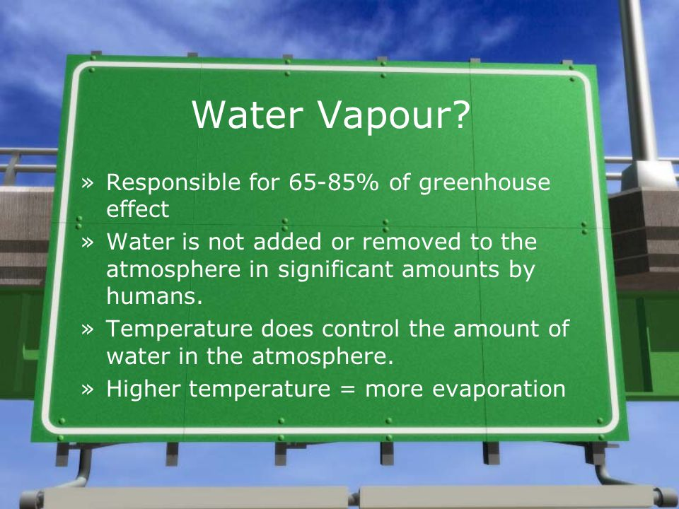 Water Vapour.