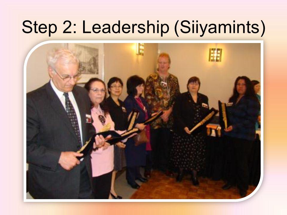 Step 5: Accountability and Stewardship