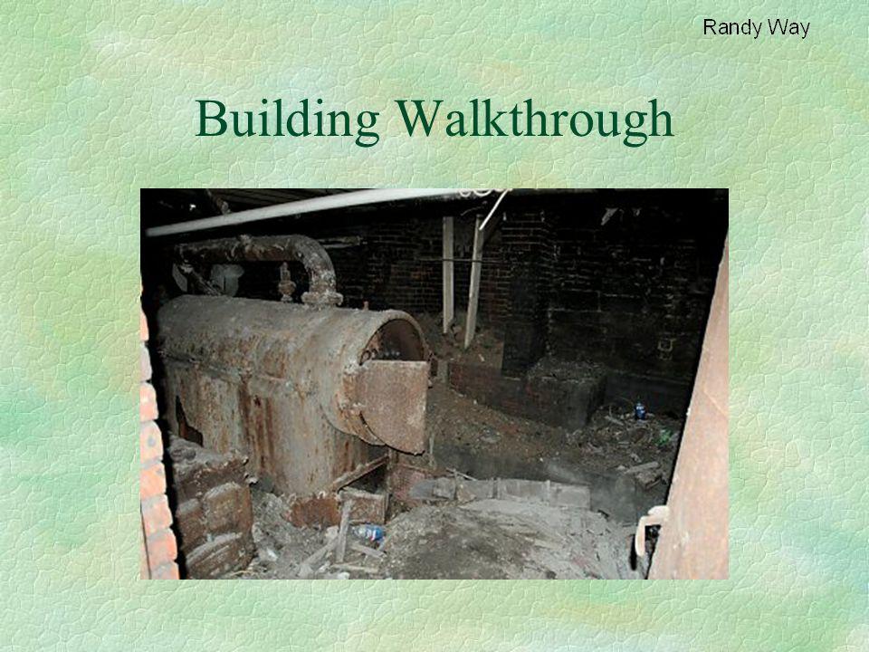 Building Walkthrough