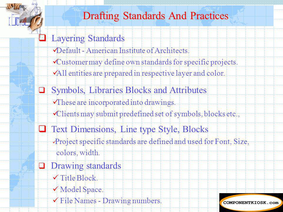 Drafting Standards And Practices Layering Standards Default - American Institute of Architects.