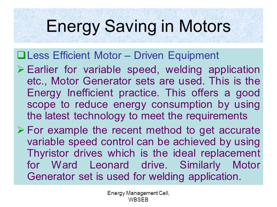 Case Study :: Observations : Surface temperature measured :- 80 % loaded 415V rated motor: 50 – 60 o C 80% loaded 380V rated motor : 72 – 76 o C Estim