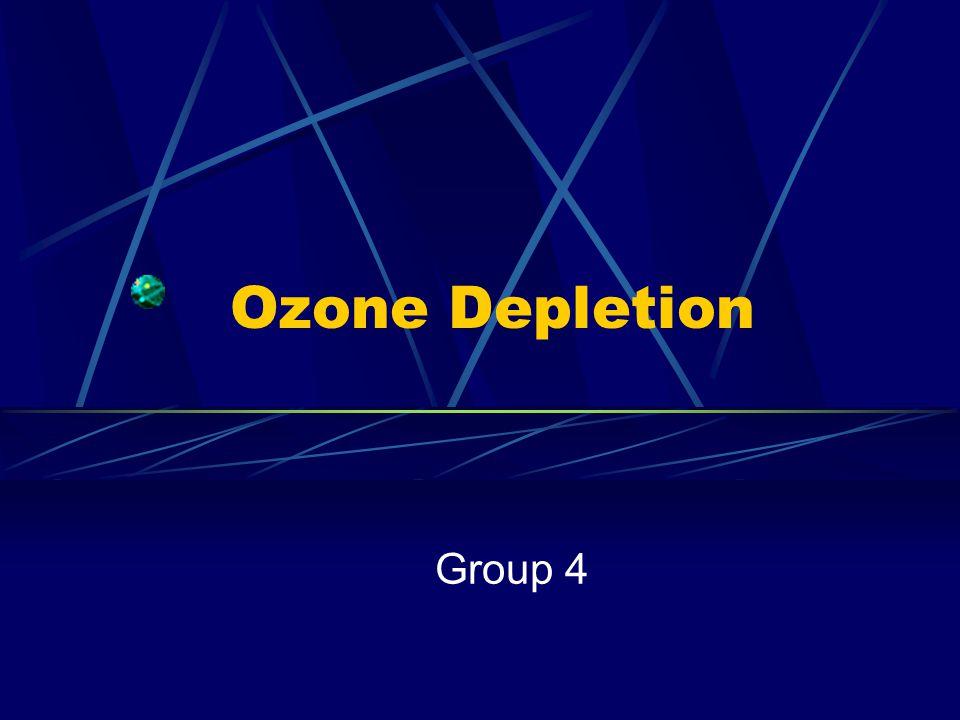 Ozone Depletion Group 4