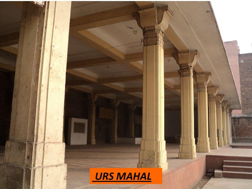 URS MAHAL