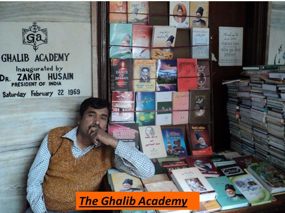 The Ghalib Academy