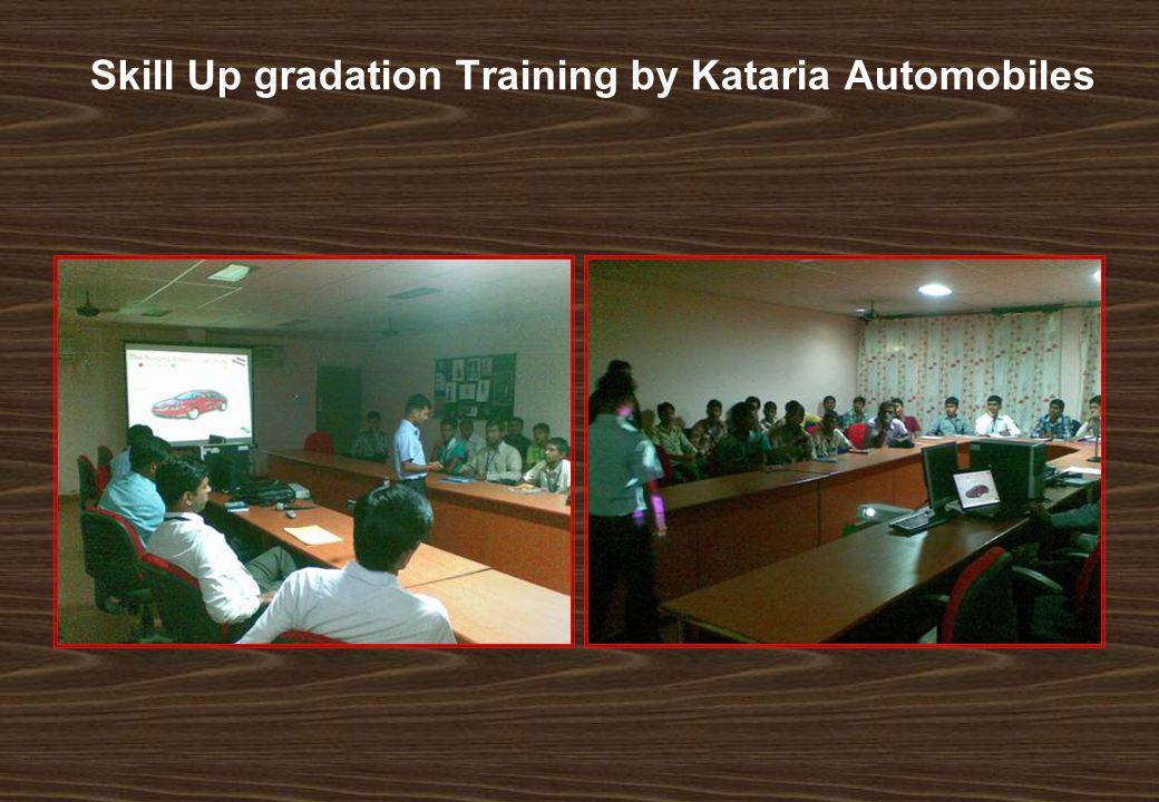 Skill Up gradation Training by Kataria Automobiles