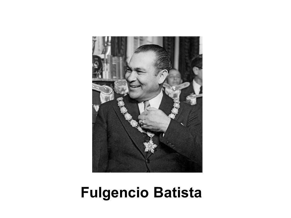 See Actual Size See Full SizeSee Full Size Fulgencio Batista