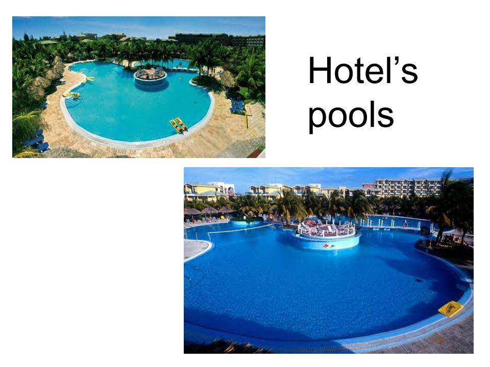 Hotels pools