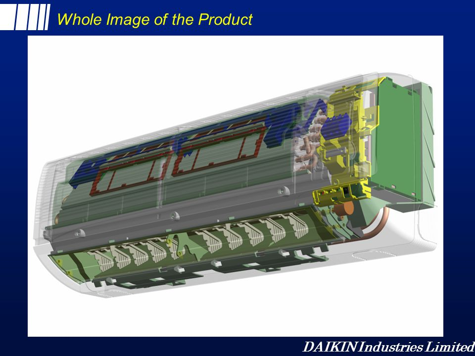 DAIKIN Industries Limited Whole Image of the Product