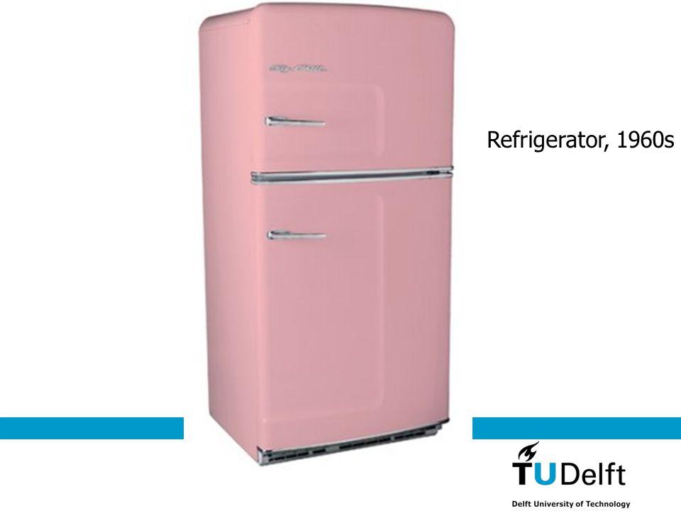 Refrigerator, 1960s