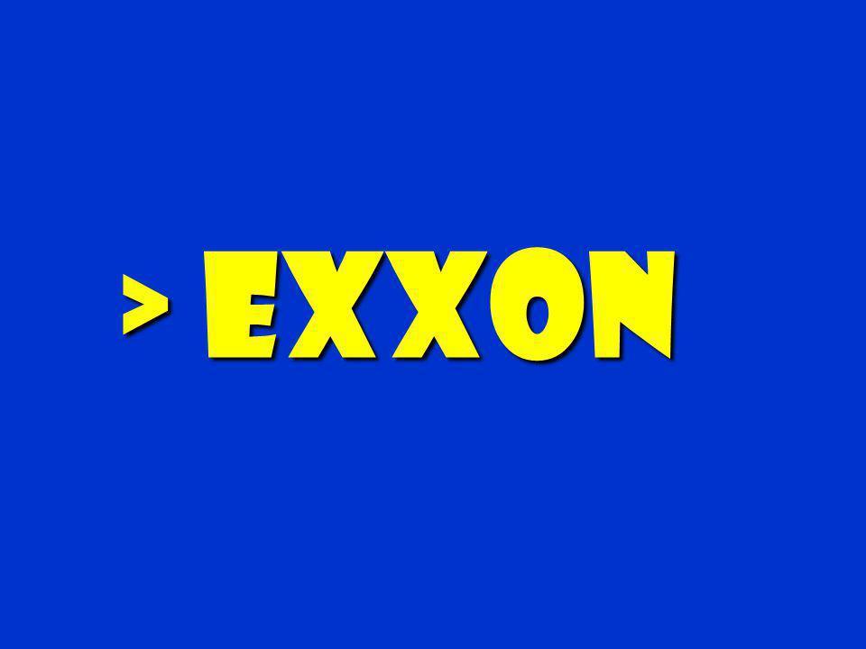 > EXXON