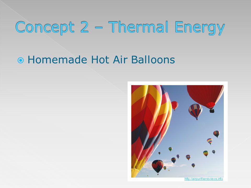 Homemade Hot Air Balloons http://airpurifierreviews.info
