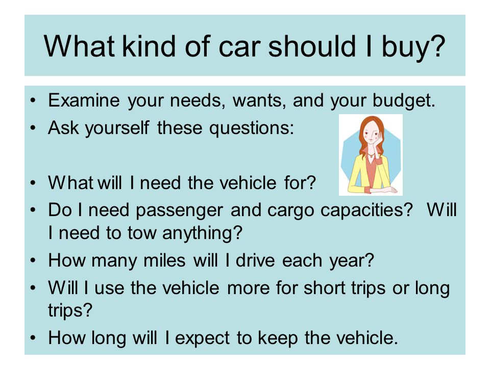 Other Cost of Owning a Car