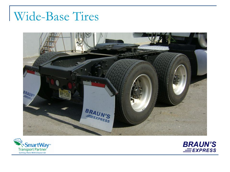 Wide-Base Tires