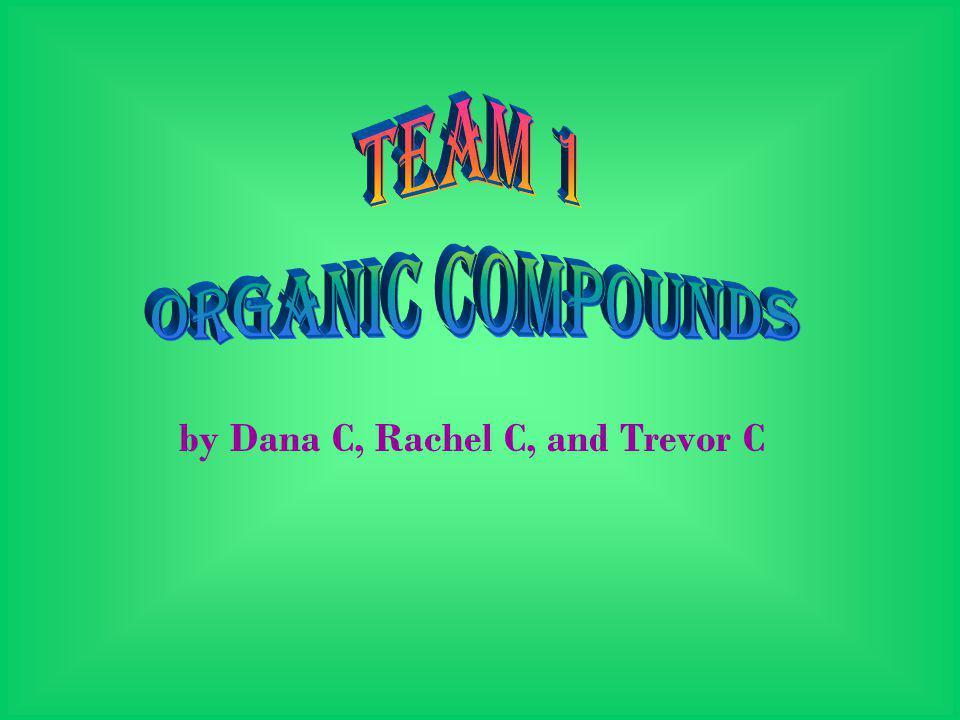 by Dana C, Rachel C, and Trevor C