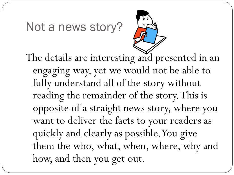 Not a news story.