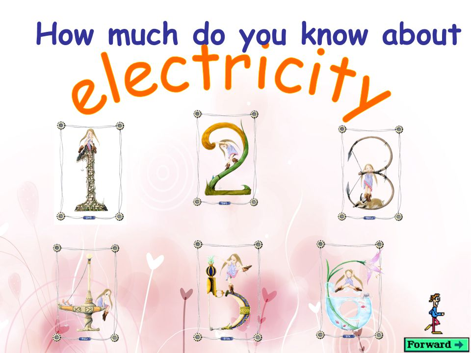 They are ________ _______. electricalappliances