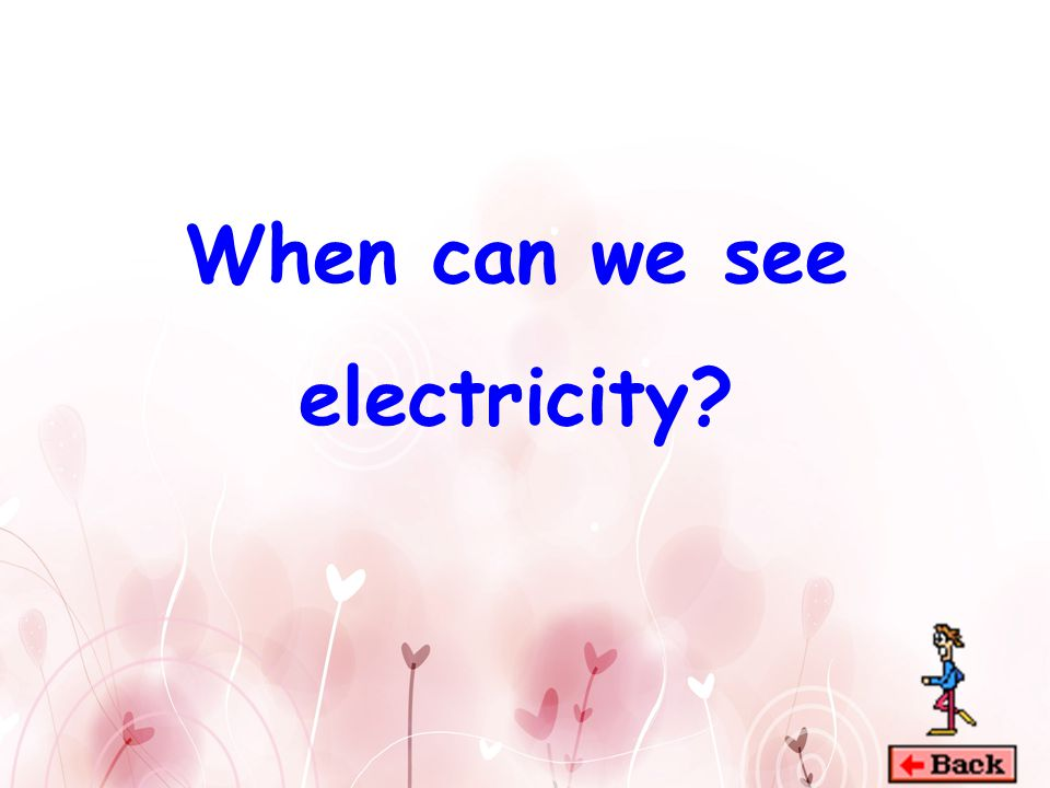 Name three things which use electricity at school.