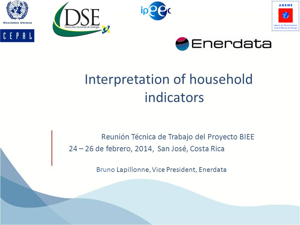 Overview of energy efficiency policies for households: case of Brazil Minimum levels of energy efficiency for compact fluorescent lamps Interministerial Ordinance N° 132 2006 Maximum levels of electricity consumption for refrigerators and freezers Interministerial Ordinance N° 362 Minimum levels of energy efficiency for gas stoves and ovens and air conditioners Interministerial Ordinance N° 363 and 364 PNE 2030 2007 Minimum levels of energy efficiency for water gas heaters Interministerial Ordinance N° 298 2008 2009 Interministerial Ordinance N° 1.007 - Schedule establishes minimum limits for incandescent lamps in order to ban them from the market Huge impact in the household sector.