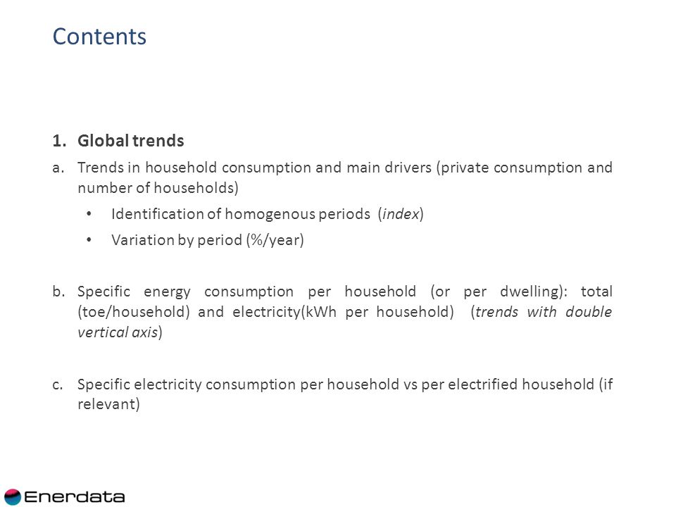 35 The increased number of households contributed to raise the consumption by 3.757 GWh (demographic effect ).