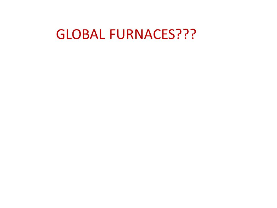 GLOBAL FURNACES???