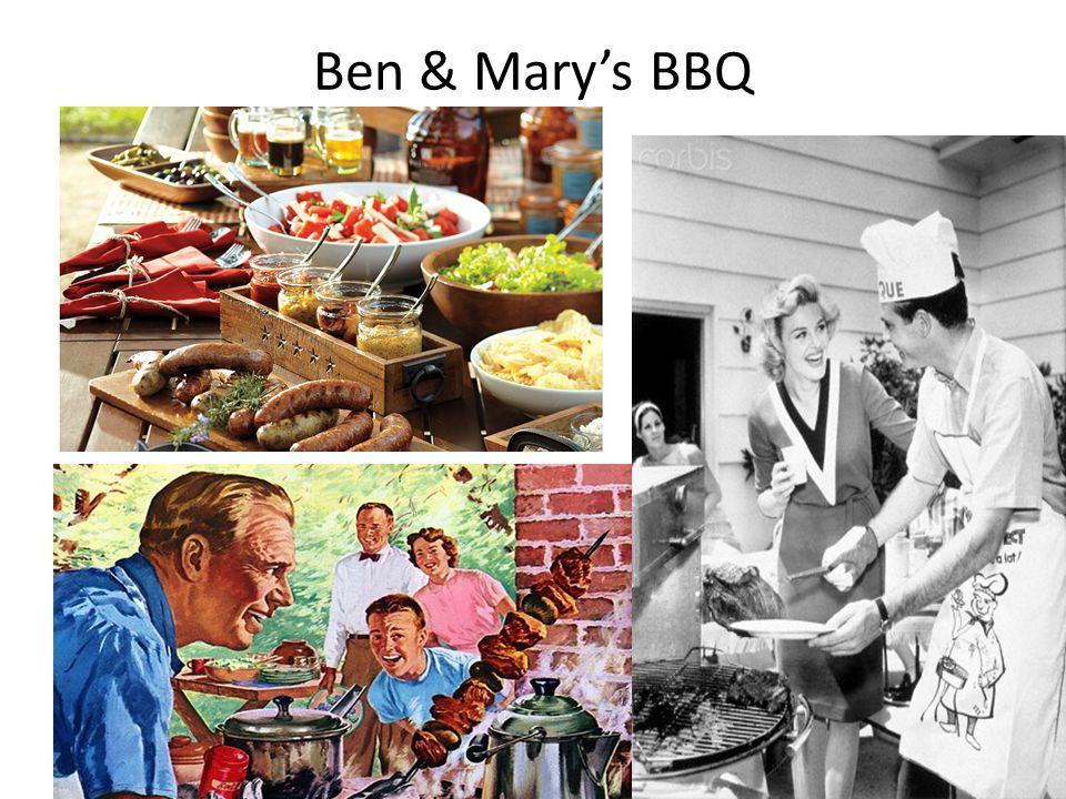 Ben & Marys BBQ