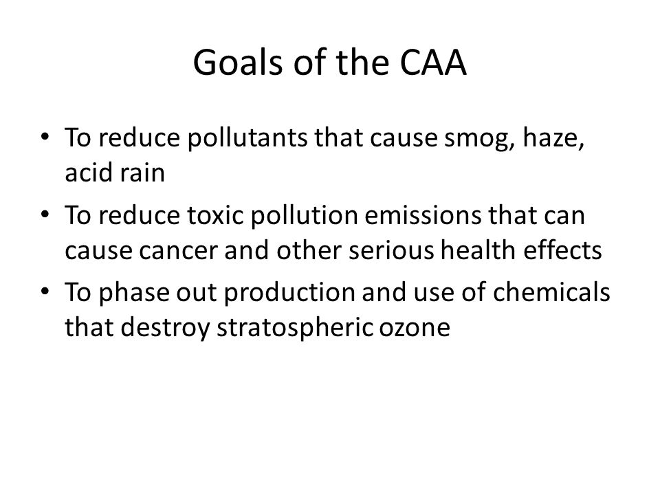 Focus on 6 Common Air Pollutants Particulate Matter (AKA particle pollution) Ground Level Ozone- O 3 Carbon Monoxide- CO Sulfur Oxides (SO 2 ) Nitrogen Oxides (NOx) Lead- Pb