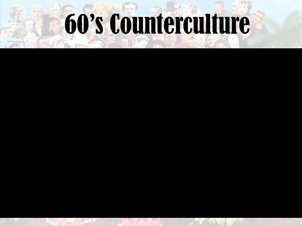 60s Counterculture
