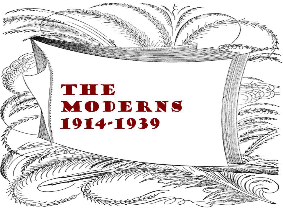 The Moderns 1914-1939