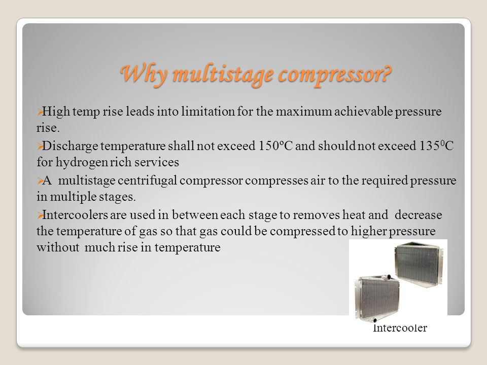 What are positive displacement compressors.