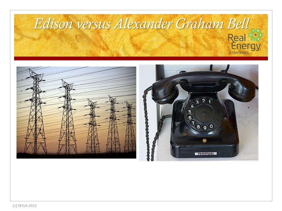 Edison versus Alexander Graham Bell (c) SEGA 2012