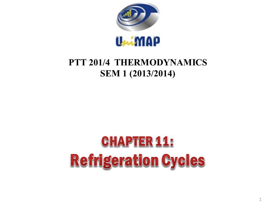 PTT 201/4 THERMODYNAMICS SEM 1 (2013/2014) 1