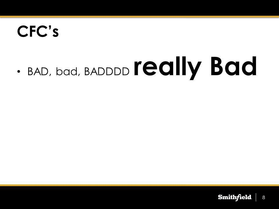 CFCs BAD, bad, BADDDD really Bad 8