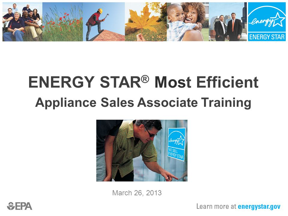 What Is ENERGY STAR Most Efficient.