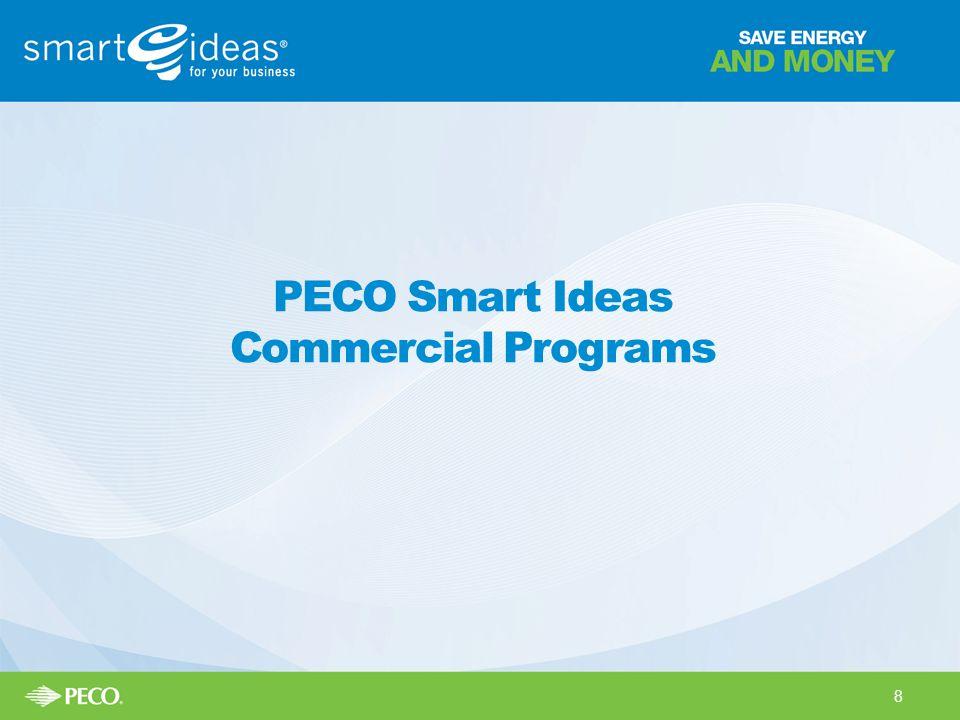 PECO Smart Ideas Commercial Programs 8