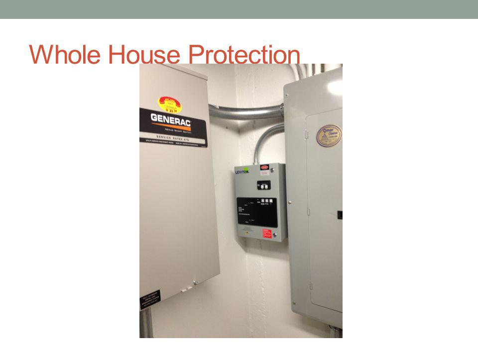 Whole House Protection