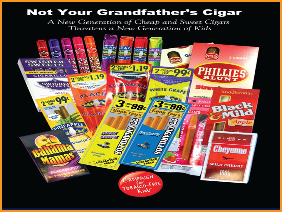 Smoked Tobacco Cigarettes Photo source: FACT collection 26 Natural & Deadly Cheap & Toxic Expensive & Unhealthy