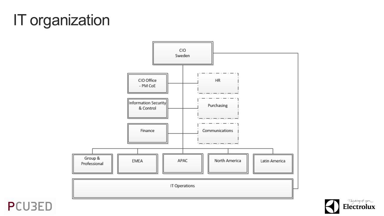 IT organization