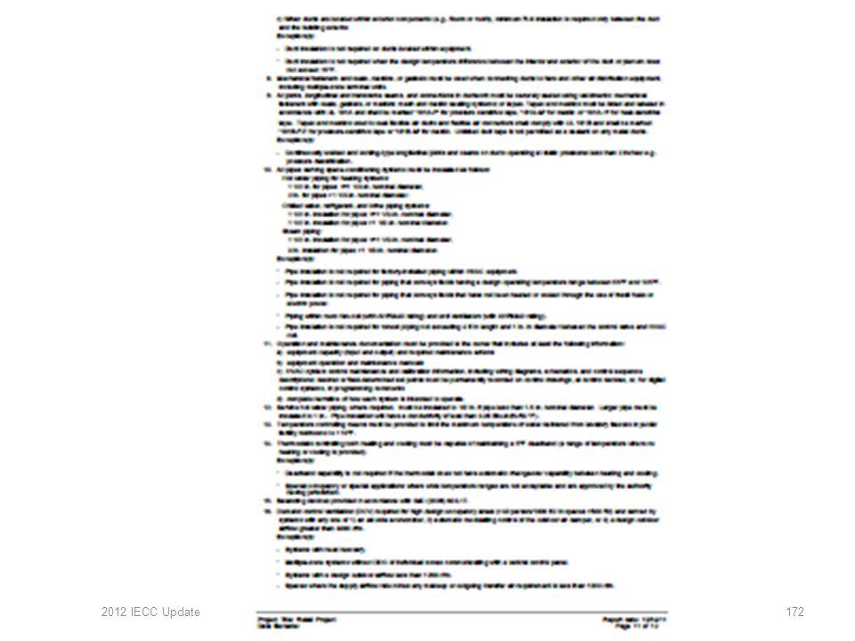 2012 IECC Update172