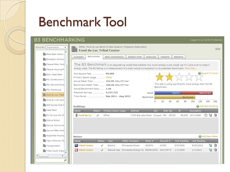 Benchmark Tool