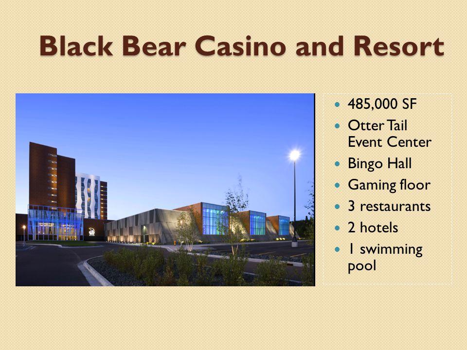 Fond du Luth Casino Downtown Duluth Casino 56,000 SF