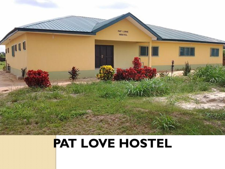 PAT LOVE HOSTEL