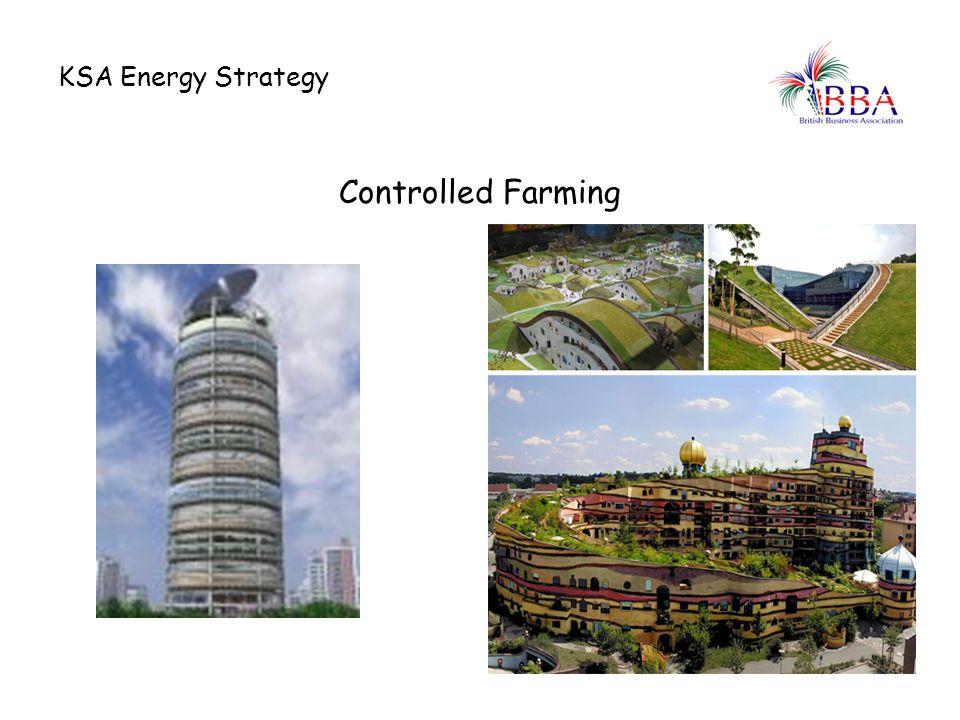 Controlled Farming