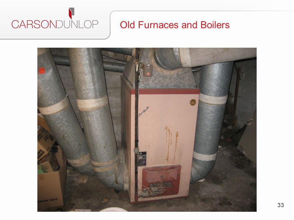 34 Old Furnaces and Boilers