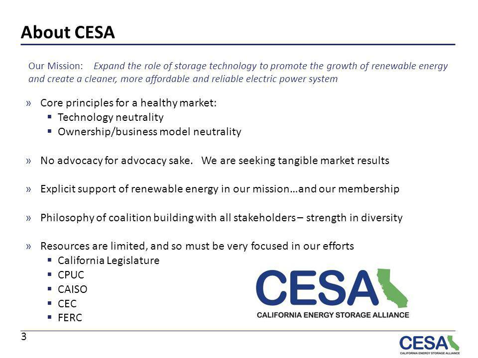 Recent California Energy Storage Policy Developments 14 California Legislature: »AB 2514 leads to CPUC Energy Storage OIR »SB 412 leads to including storage in the Self Generation Incentive Program »AB 1150 guarantees storage a place in the SGIP and funding for 3 years CPUC: »Energy Storage OIR (R.10-12-007) »DG Interconnection OIR (R.11-09-011) »Resource Adequacy (R.09-10-032) »Long Term Procurement Planning (R.10-05-006)