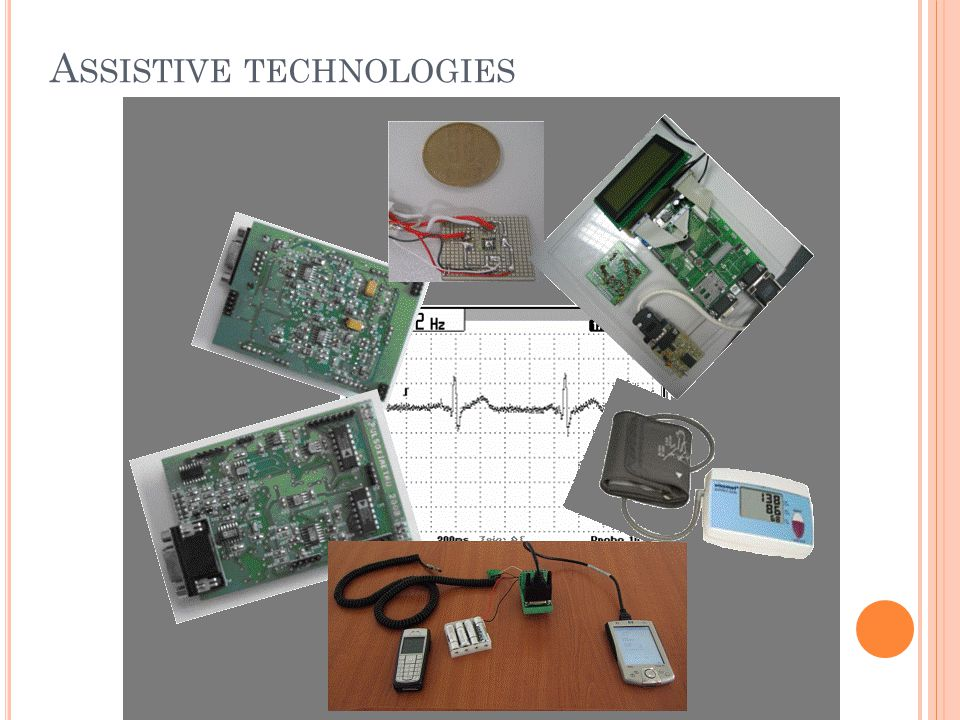 A SSISTIVE TECHNOLOGIES