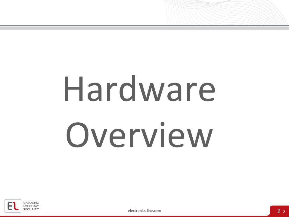 2 Hardware Overview