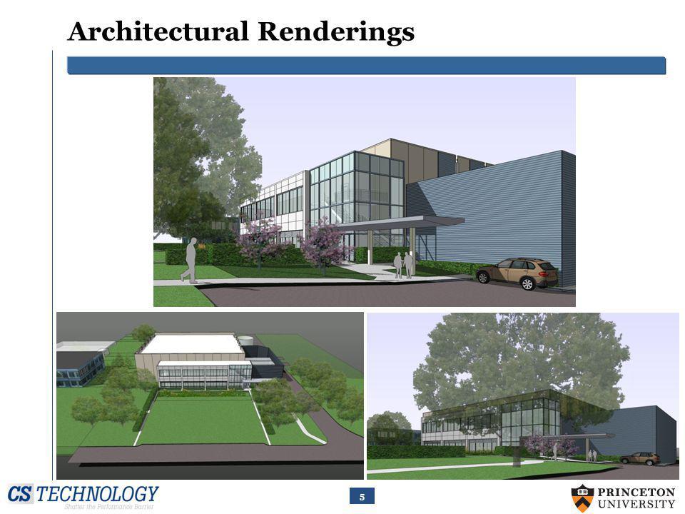 6 Architectural Schematic Floor Plans