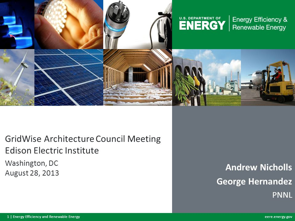 2 Driver: EERE Grid Integration Initiative in FY 2014 Congressional Budget Request Outreach and Engagement – Sept.