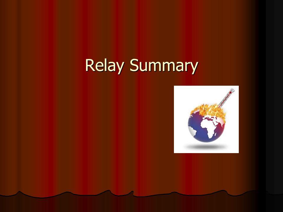 Relay Summary