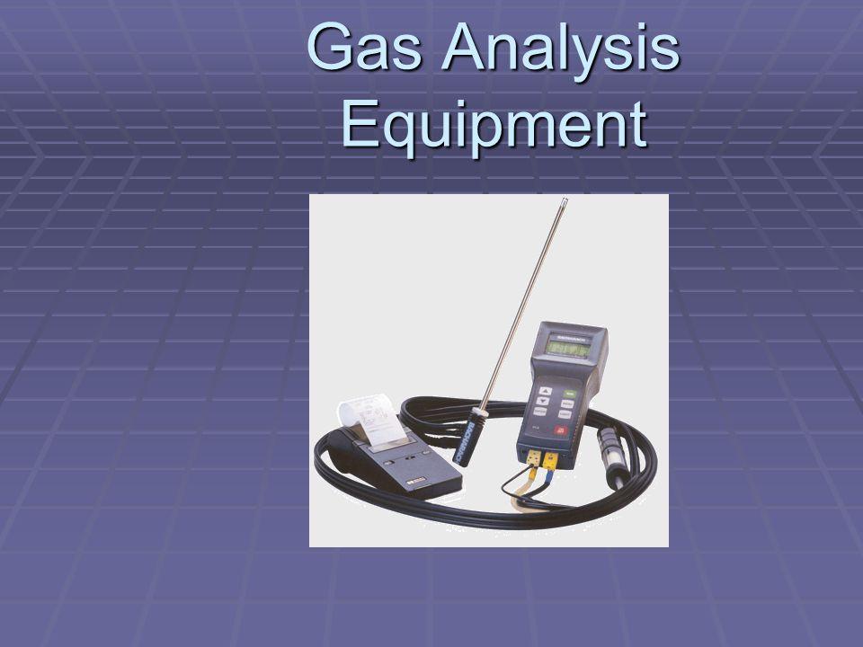 Gas Analysis Equipment